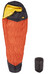 The North Face Gold Kazoo Sleeping Bag Long orange rust/asphalt grey